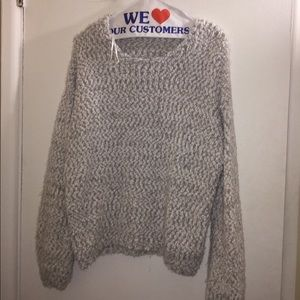 Soft warm cute sweater